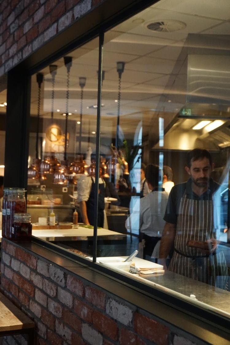 Restaurant La Bottega Geneve