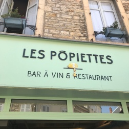 Restaurant Les Popiettes à Beaune