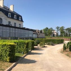 Sur la route des vins, le château de Pommard